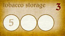 Tobacco Storage